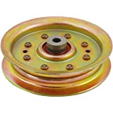 Lawn Mower Flat Idler Pulley Replaces, AYP 102403X