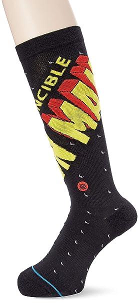Stance Calcetines Invincible Iron Man Negro: Amazon.es: Ropa y accesorios