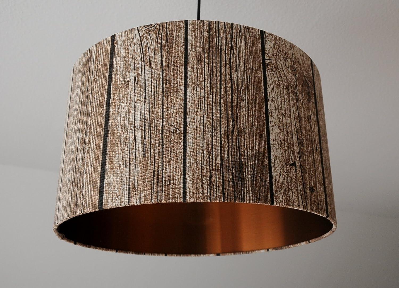 Lampenschirm 'Shabby-Kupfer' D 40cm. Farbe und Grö ß e auf Anfrage