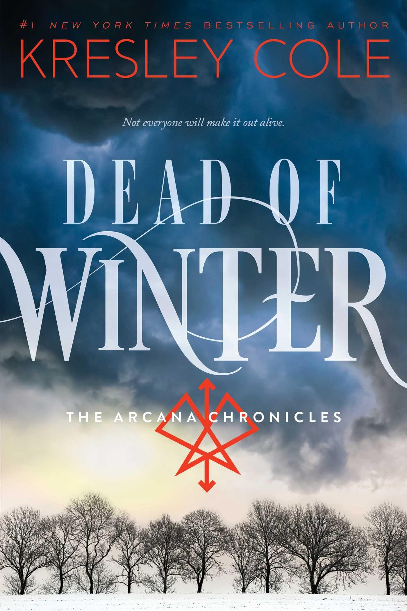 Dead of Winter (The Arcana Chronicles) pdf