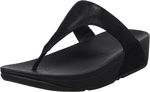 fitflop shimmy suede toe post