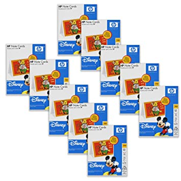 photograph relating to Disney Printable Envelopes known as : 300 Disney Greeting Playing cards+CD - 10 Sets Playing cards+