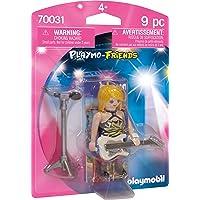 PLAYMOBIL 70031 Playmobils Rockstjärna, färgglad