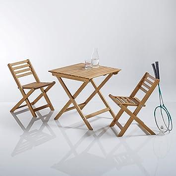 La Redoute Interieurs pour enfant Table basse avec 2 chaises ...