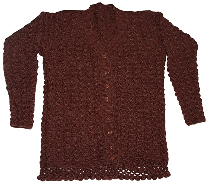 Amazon Com Unbranded Women S Handmade Cardigan Sweaters Traditional