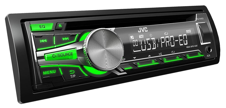 JVC KD-R557 Receiver New