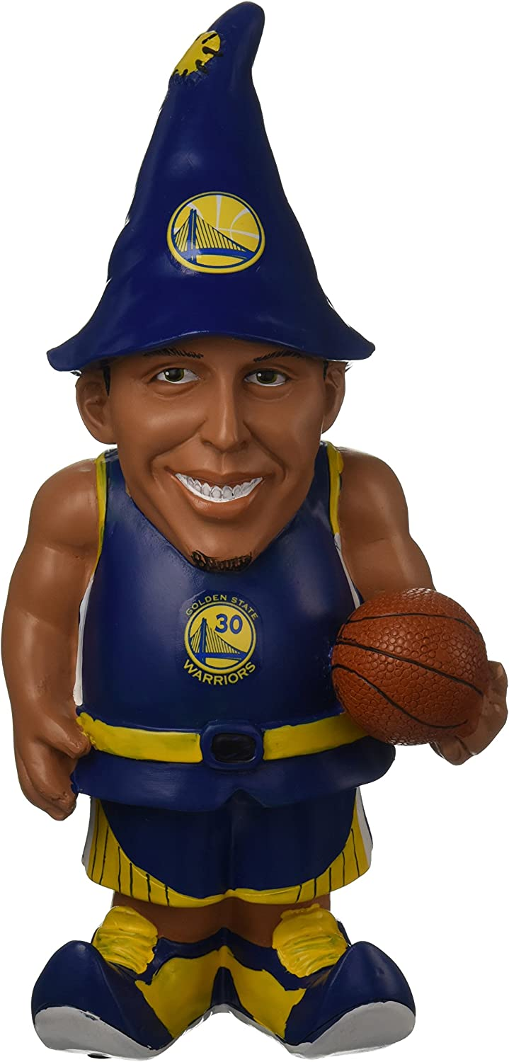 Golden State Warriors Curry S. #30 Resin Player Gnome