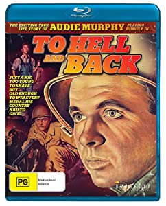 To Hell and Back [Blu-ray]