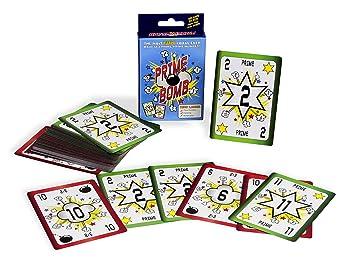 American Educational Prime Bomb Juego de cartas, 1: Amazon.es: Amazon.es