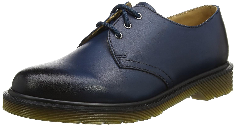 Dr. Martens 22158472, Scarpe Derby Unisex Adulto  Blue