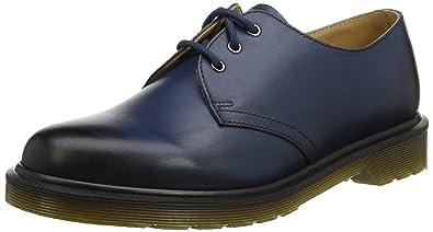 5930c79409757 Dr. Martens Men s 1461 Oxford, Sea Blue, 13 UK 14 M US  Amazon.fr ...