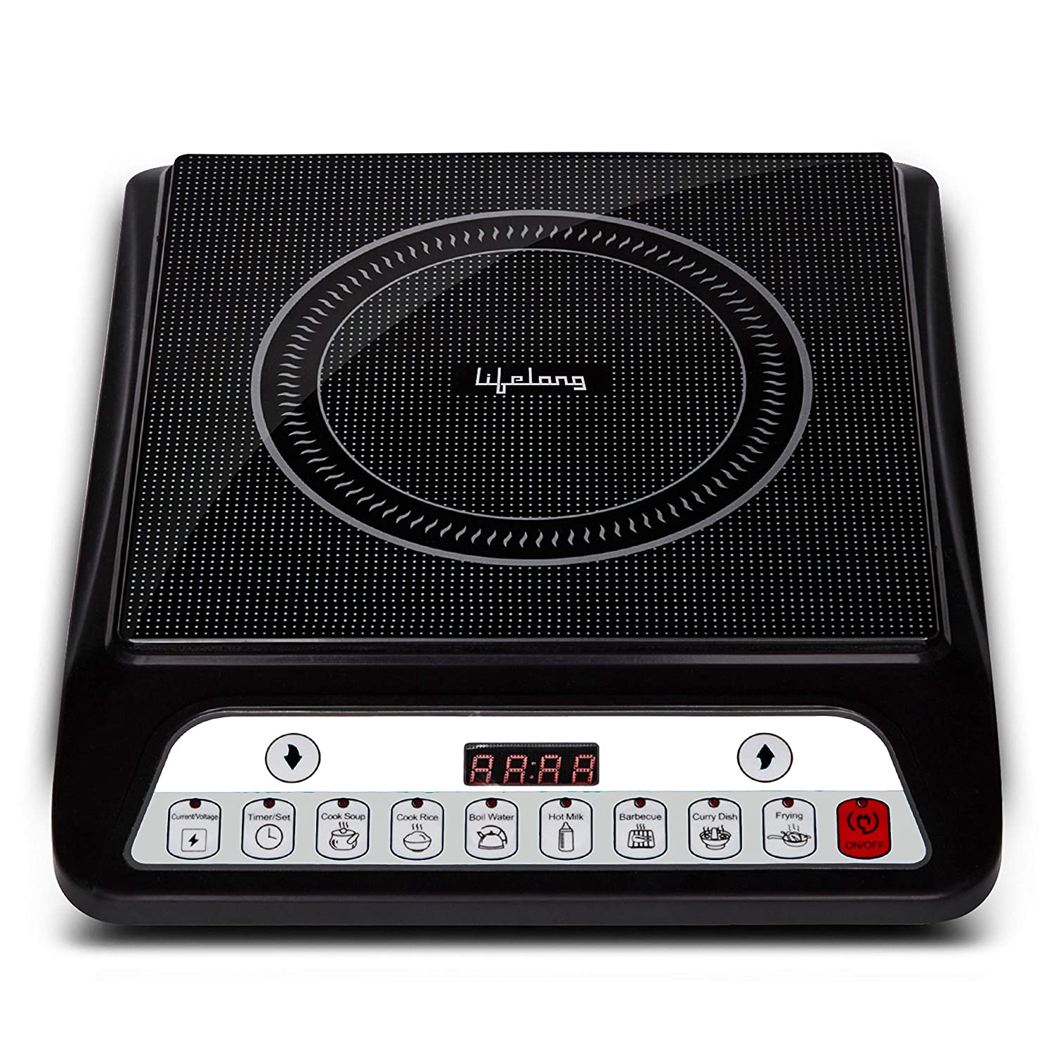 Lifelong Inferno LLIC30 2000 Watt Induction Cooktop