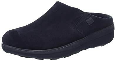 07d33a17c27 Fitflop Women s Loaff Suede Clogs  Amazon.co.uk  Shoes   Bags