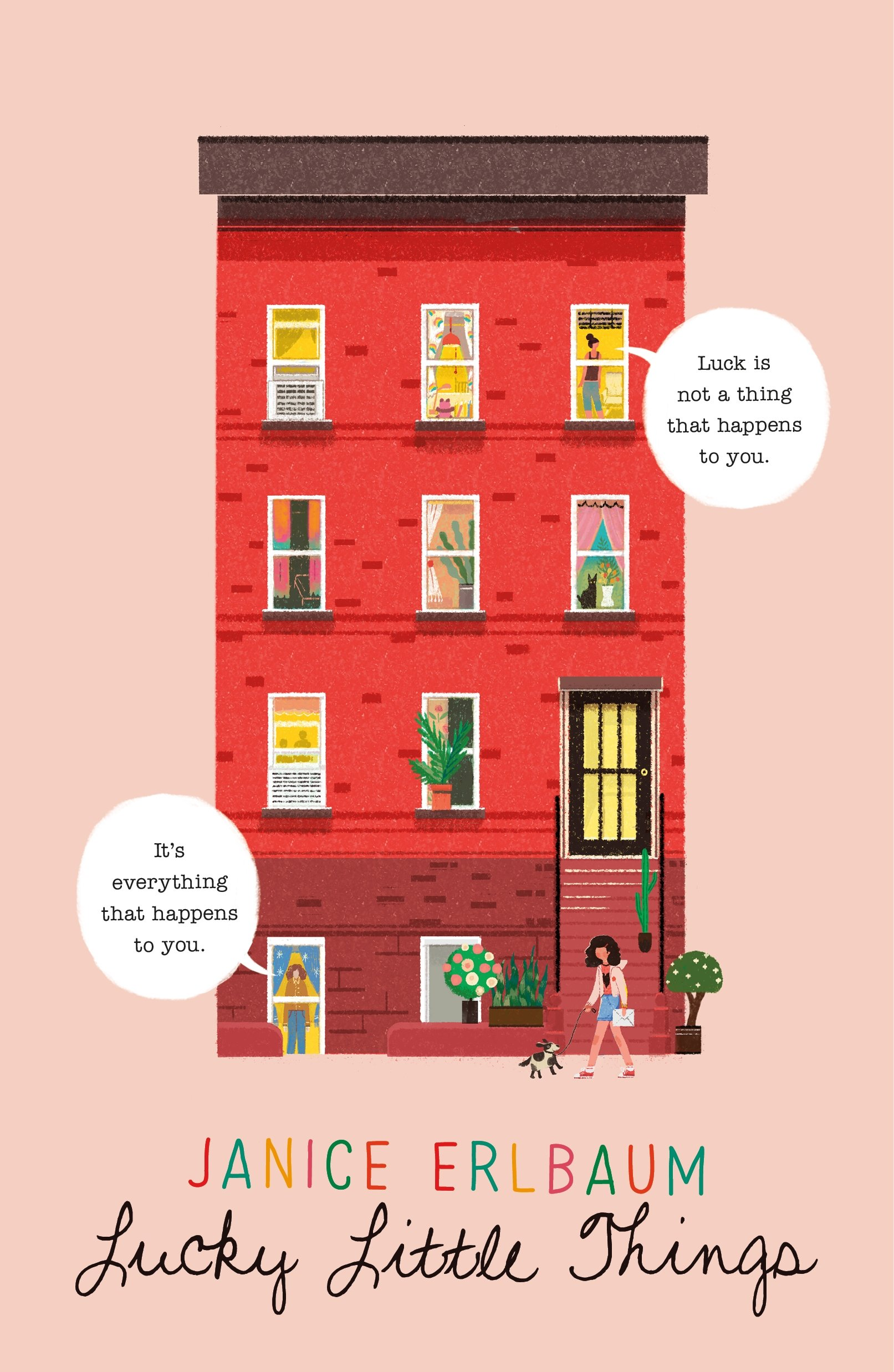 Lucky Little Things: Janice Erlbaum: 9781250308504: Amazon