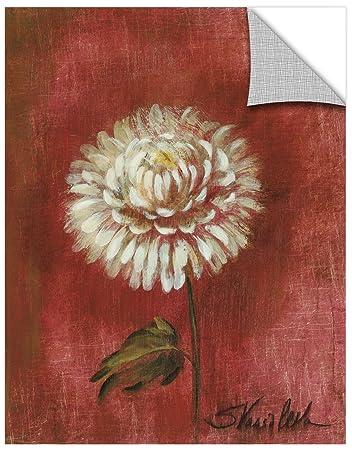 Silvia Vassileva Garden Flower II Removable Wall Art Mural 36X48
