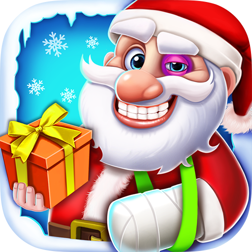 Clumsy Santa ER Surgery – Gift Delivery Accident