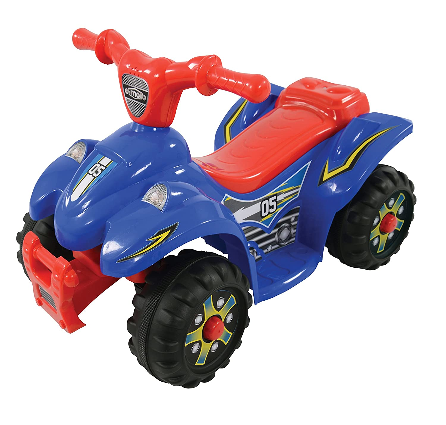EMOTO M09258 Boys Mini Quad with 6 V battery MV Sports and Leisure Ltd