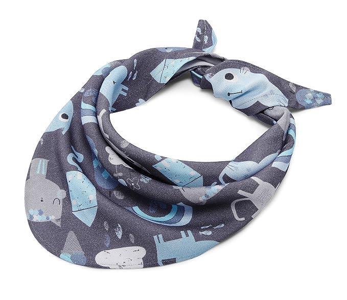 MayLily® Premium   Pañuelo para la cabeza e cuello de bambú   niñas niños e