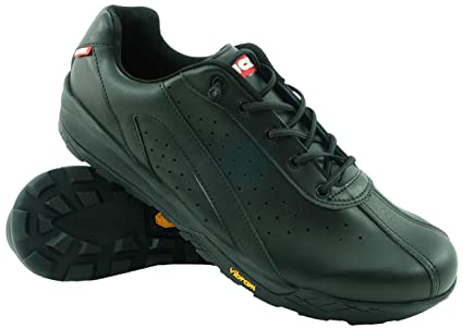 LUCK, Zapatillas de Ciclismo MTB, Mix 0.9 Urban-Cycling, con Suela Vibram