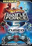 Hot Wheels Battle Force 5: Complete Season 2