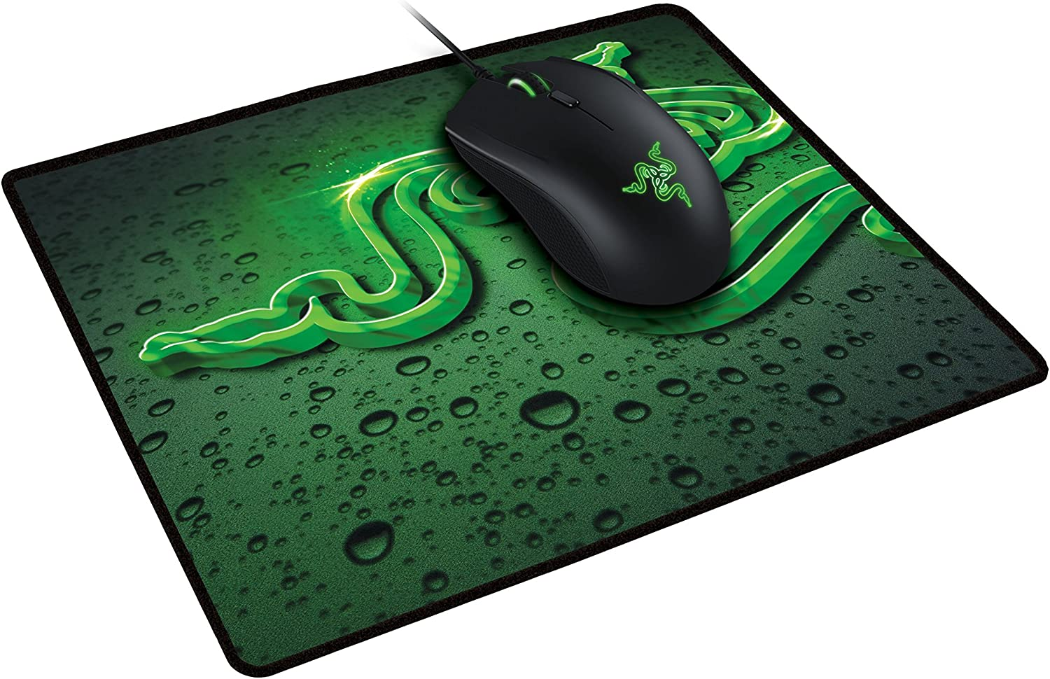 Razer Abyssus 2000 And Goliathus Speed Mouse Mat Bundle: Amazon.es ...