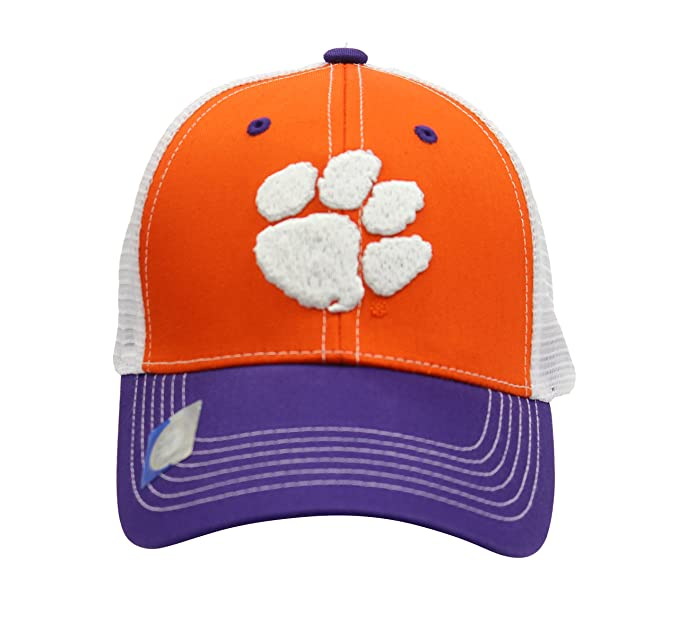 pretty nice 9207e 48703 ... north carolina tar heels dynasty fitted hat 49be9 1ff98  cheap top of  the world clemson tigers football mens mesh back cap hat de011 7ef2f