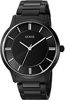 GUESS Mens Stainless Steel Casual Bracelet Watch