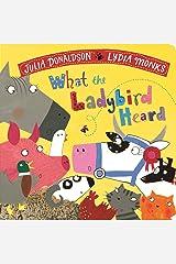 What the Ladybird Heard Board book