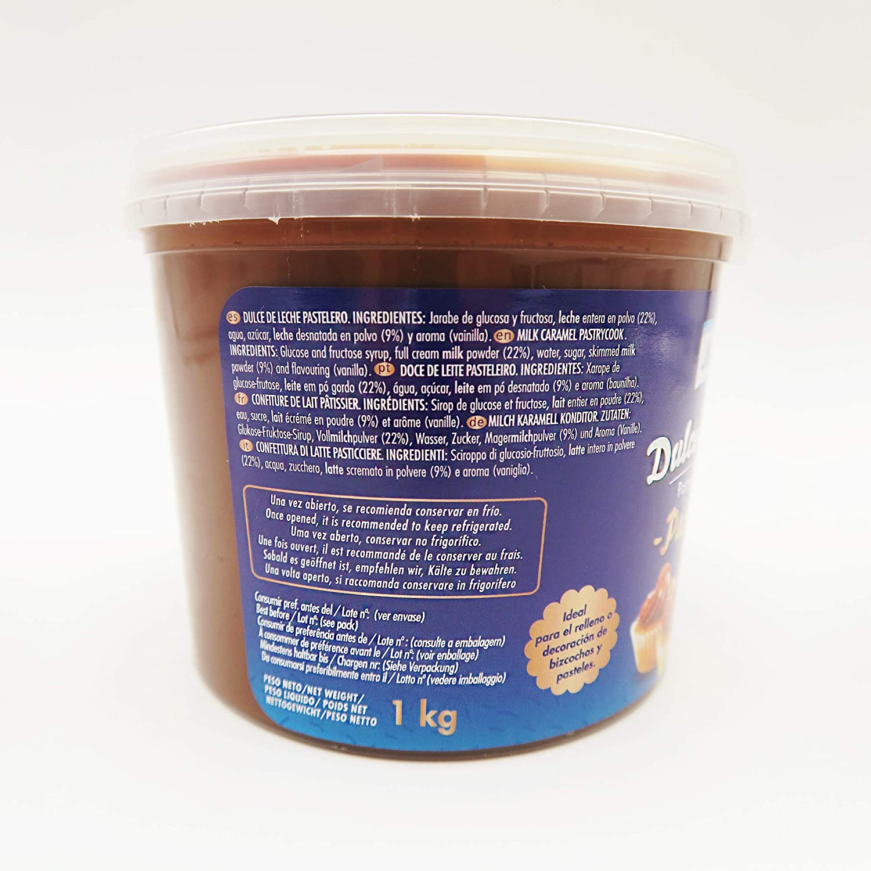 Dulce de Leche Mardel Pastelero 1Kg: Amazon.es: Alimentación y bebidas