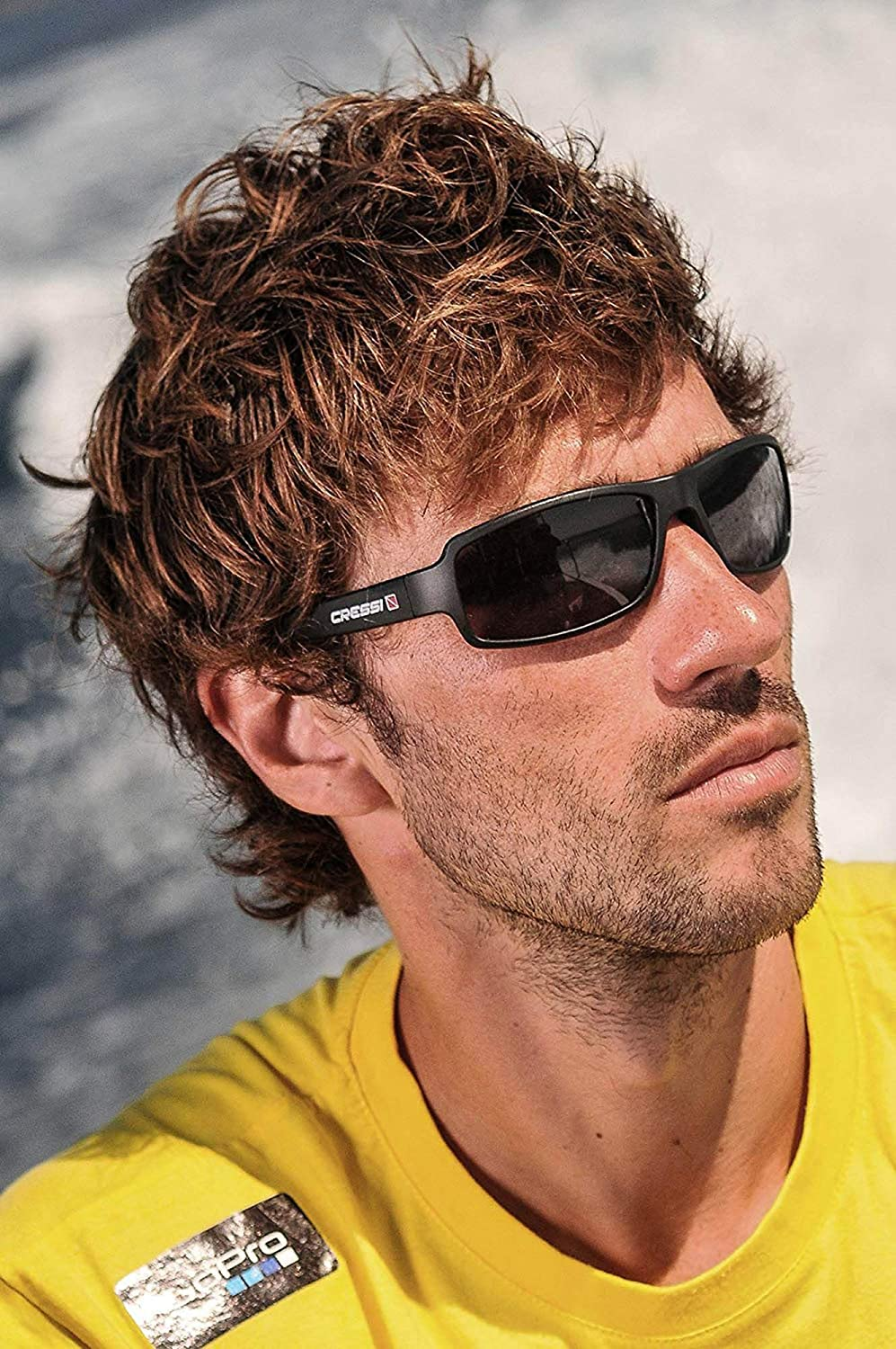 Cressi Men/'s Sunglasses Available in Floating and in Ultra Flexible Version