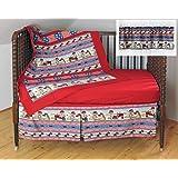 Amazon Com Ih Tractor Mac Nursery Crib Bedding Set