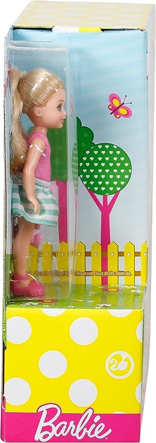 Amazon.es: Barbie - Chelsea y su Columpio (Mattel DWJ46): Juguetes ...