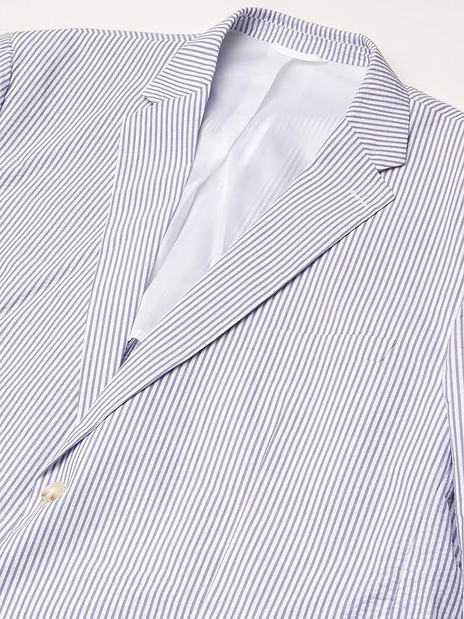 Palm Beach Mens Brock Seersucker Suit Separate Jacket