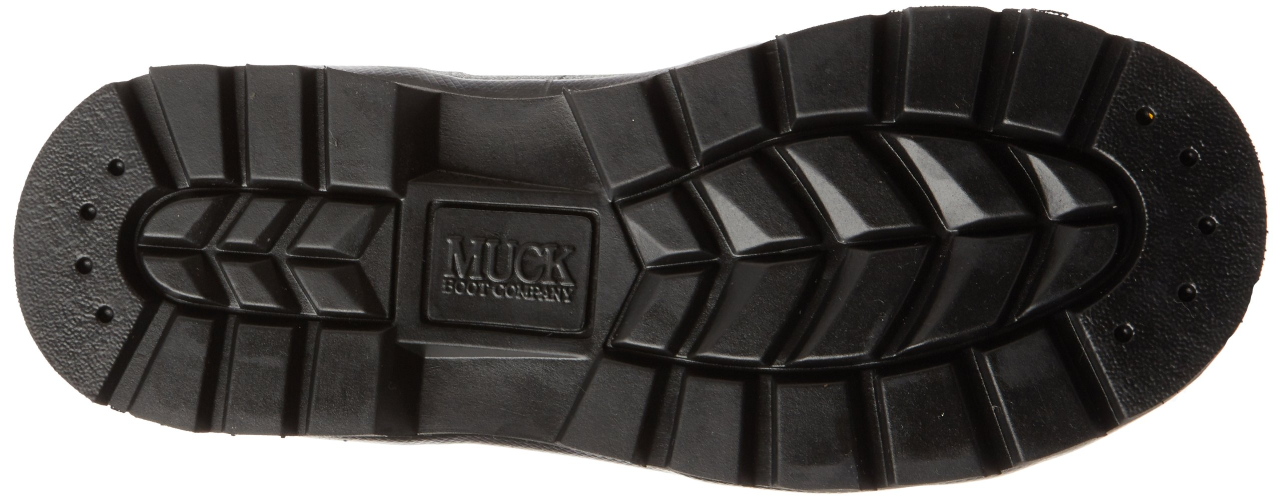 MuckBoots Men's Chore Safety Toe Metatarsal Work Boot,Black,10 M US by Muck Boot (Image #3)