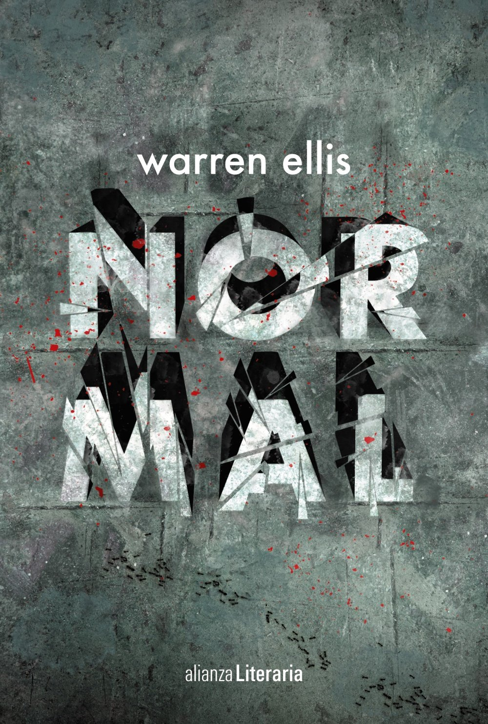Normal (Alianza Literaria (Al)): Amazon.es: Warren Ellis, Mariano Antolín Rato: Libros