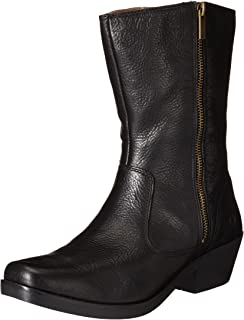 Amazon.com | Bogs Women's Alexandria Tall Waterproof Leather Boot ...