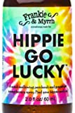 Hippie Go Lucky - Tie Dye - Patchouli and Grapefruit Aromatherapy Spray, Light Perfume, or.