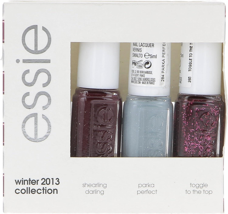 Essie Invierno 2013 colección 5 ml – pack de 3: Amazon.es: Belleza