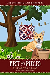 Rest in Pieces (A Southern Quilting Mystery Book 9) Kindle Edition