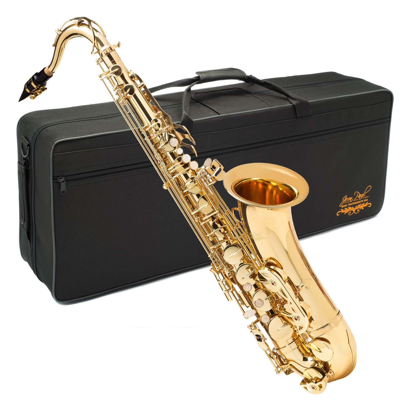 Jean Paul USA TS-400 Tenor Saxophone by Jean Paul USA (Image #1)
