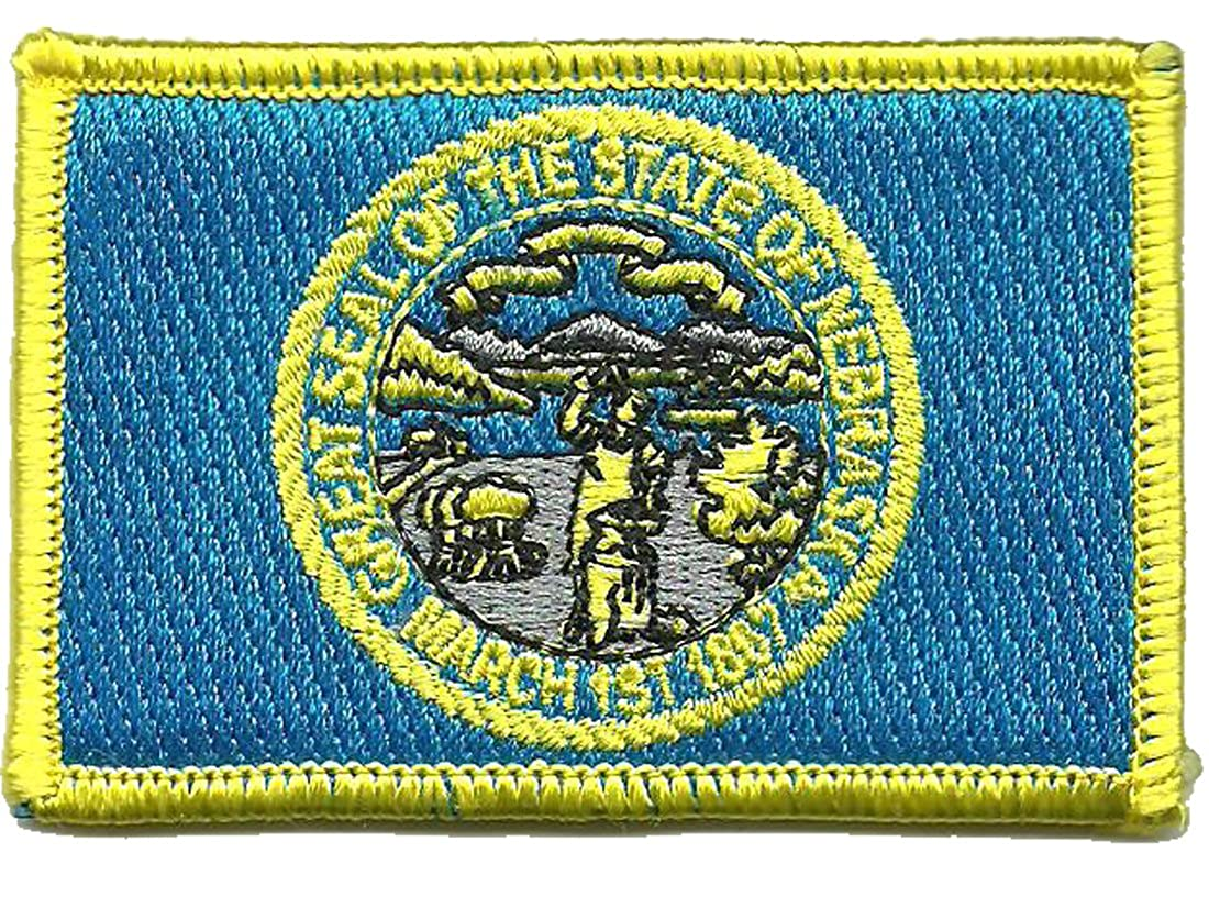 Tactical State Patch Nebraska
