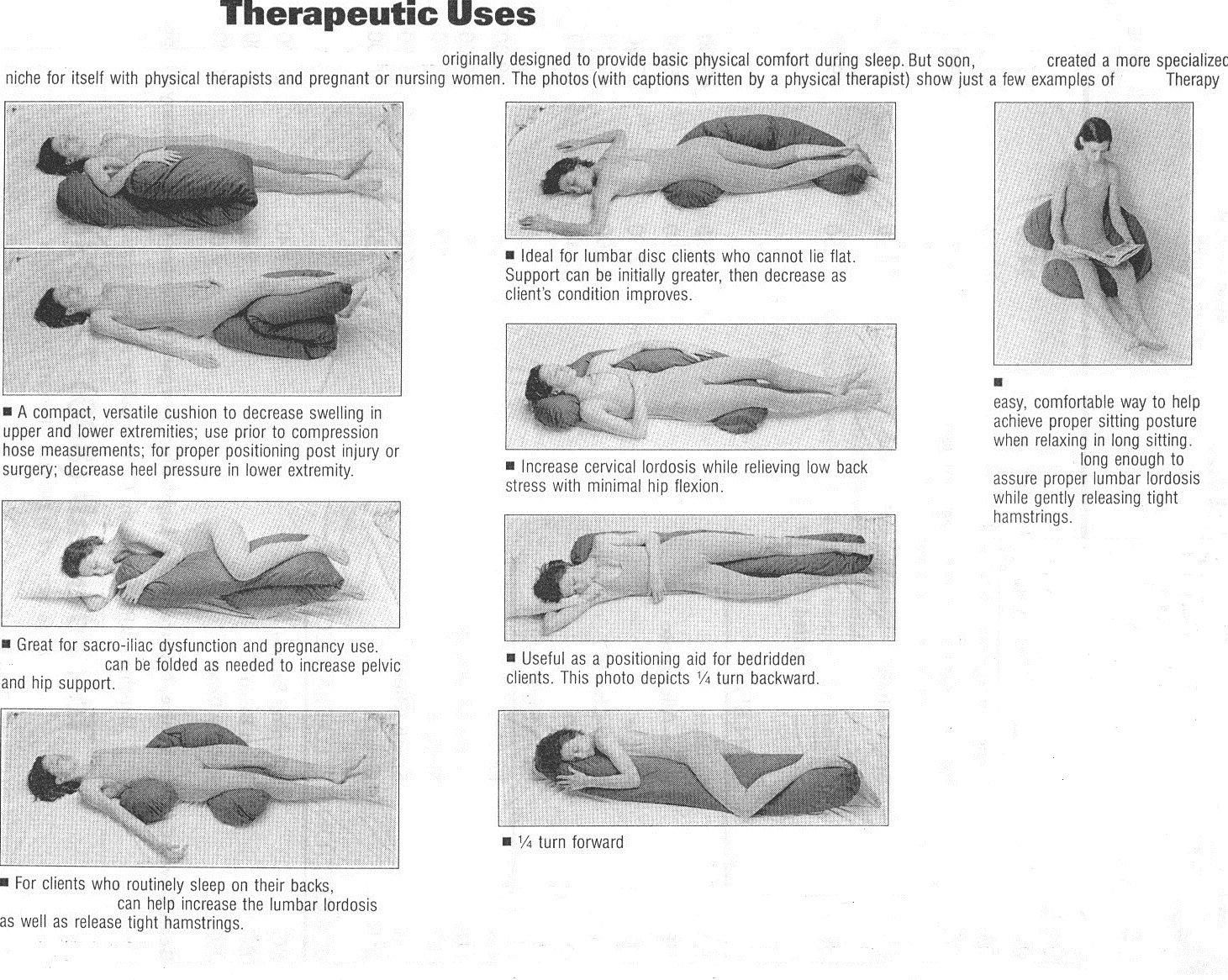 Organic Treehugger Body Pillow