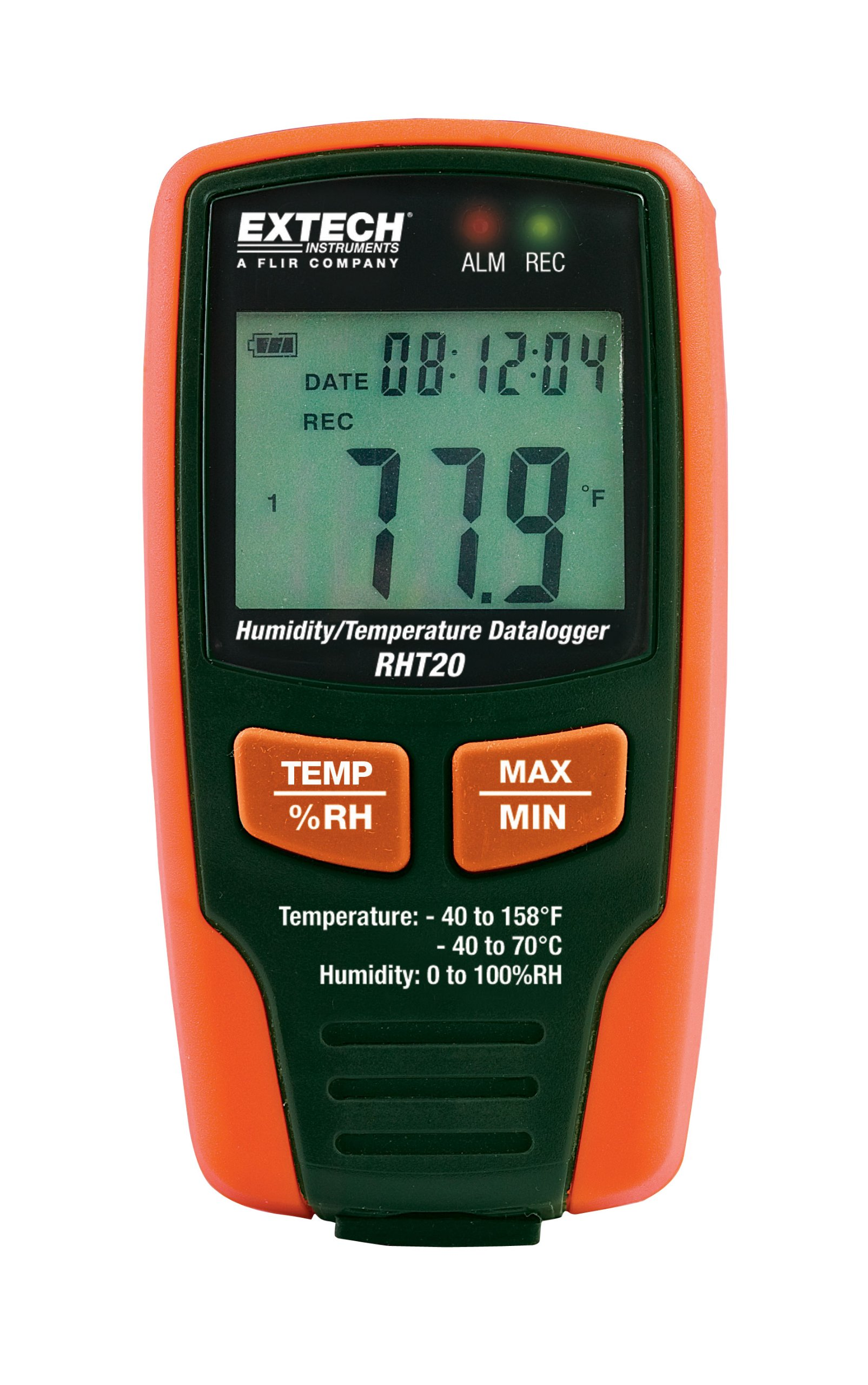Extech RHT20 Humidity and Temperature Datalogger by Extech