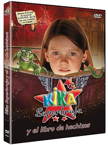 Kika Superbruja y el Libro de Hechizos DVD 2009 Hexe Lilli
