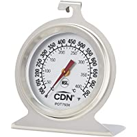 Termómetro de horno ProAccurate DOT2 con certificación NSF, ProAccurate termómetro de horno para altas temperaturas…
