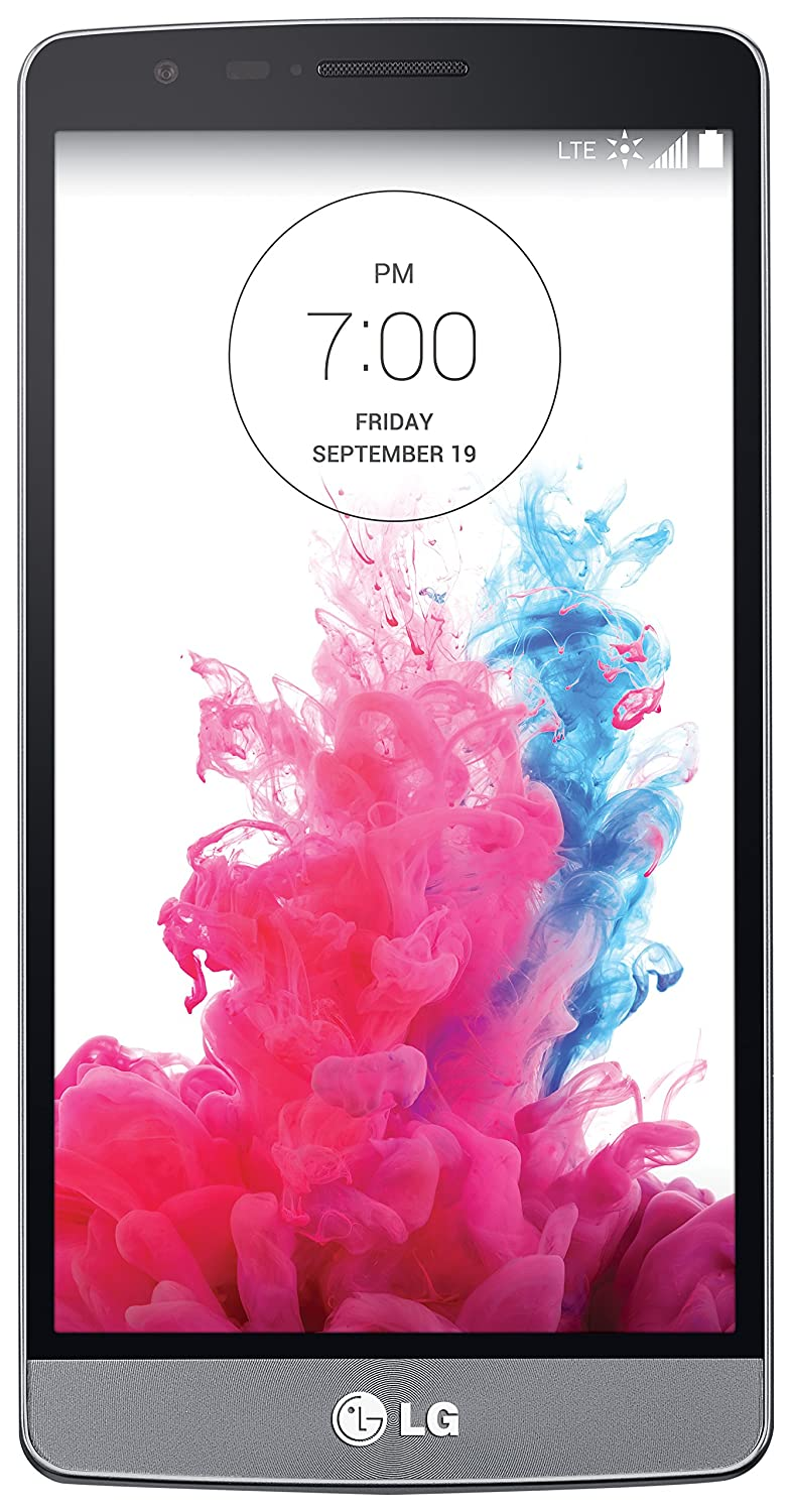 LG G3 Vigor, Metallic Black 8GB (Sprint)
