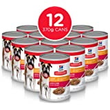 Hill's Science Diet Adult Light Liver Canned Wet Dog Food, 370g, 12 Pack