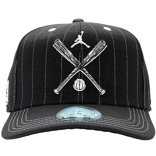 ed8094f16b3 Amazon.com  Nike Mens Air Jordan 9 Birmingham Barons Snapback Hat ...