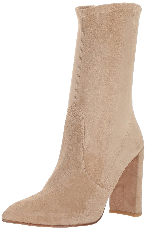 Stuart Weitzman Women's Clinger Ankle Boot B01NBK2GPH 10 B(M) US Mojave