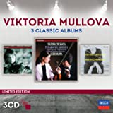 Viktoria Mullova - Three Classic Albums [3 CD]